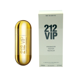 212 VIP Woman EDP 80ml Tester (тестер)